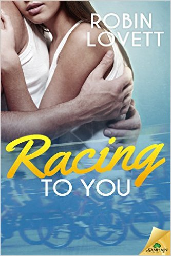 Racing to You Book Cover